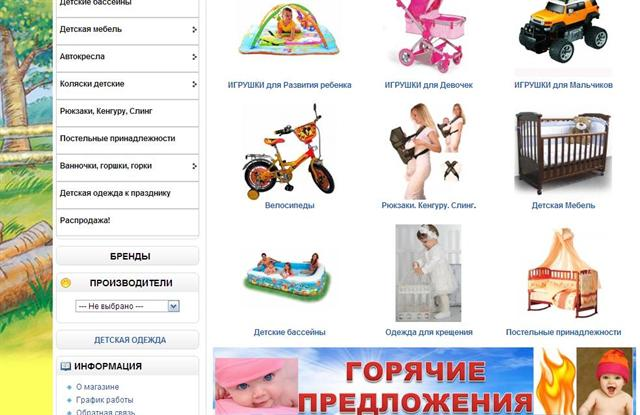 7fabae1710b Основное направление Детская одежда для новорожденных и до 10 лет и Игрушки  Готовый прибыльный бизнес. Посещаемость сайта 900 уникальных