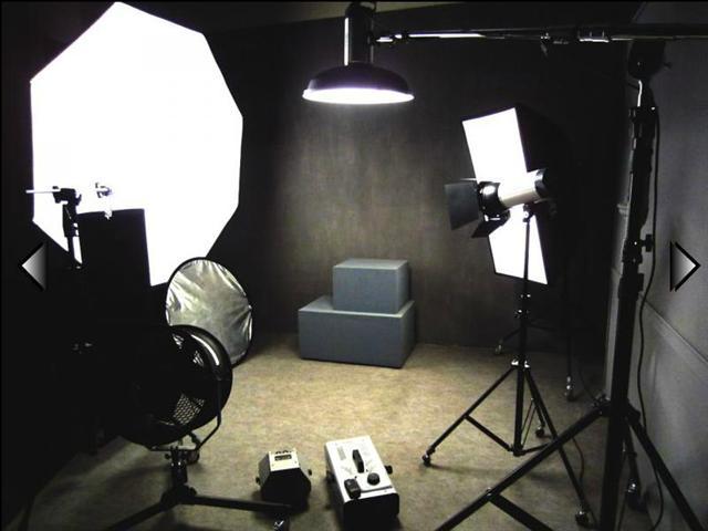 фотостудия игра образов