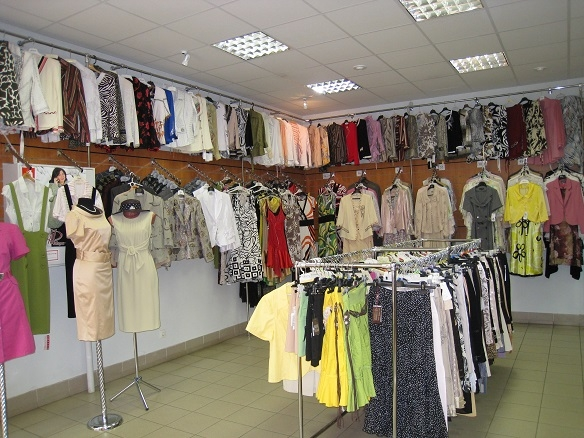 Интернет Магазин Женской Одежды Санкт-Петербург