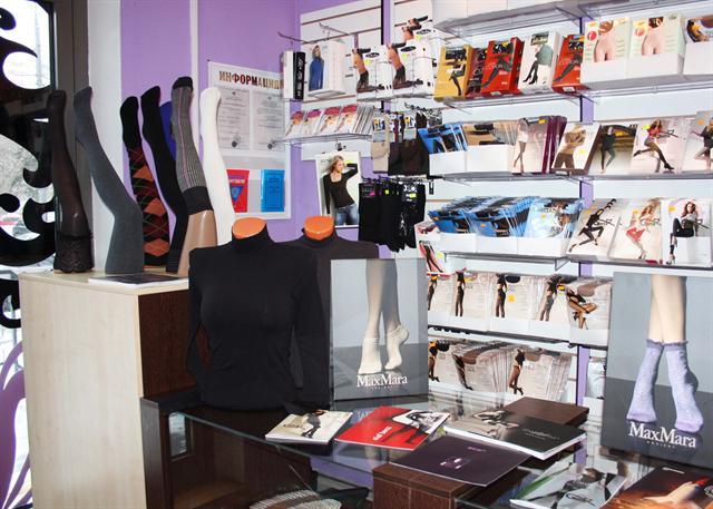 Магазин белья и колготок 8