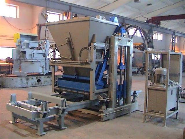 Оборудования производства шлакоблока