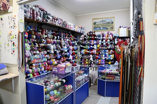 Швейные магазины в Санкт-Петербурге с адресами, отзывами и
