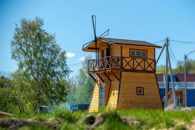 рыбацкая деревня рязань официальный