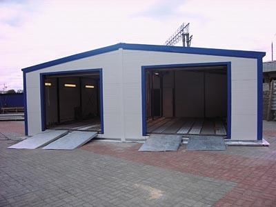 Компания Кронверк -производство модульных автомоечных комплексов