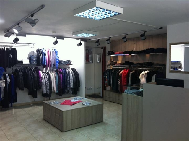 Business Plan For A Clothing Store