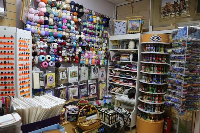 Большие магазины для шитья