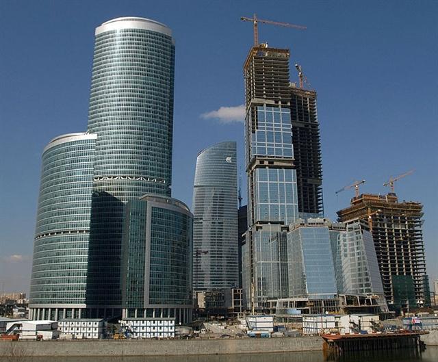 Строительство бизнес центров москва 9 фотография