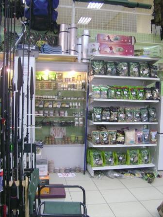 рыболовный магазин в отрадном спб