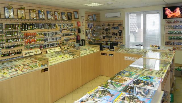 магазин рыболов петрозаводск каталог товаров на заводской