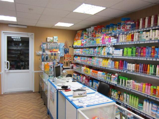 Фото магазинов бытовой химии и косметики