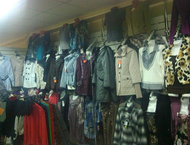 Торговля Женской Одежды