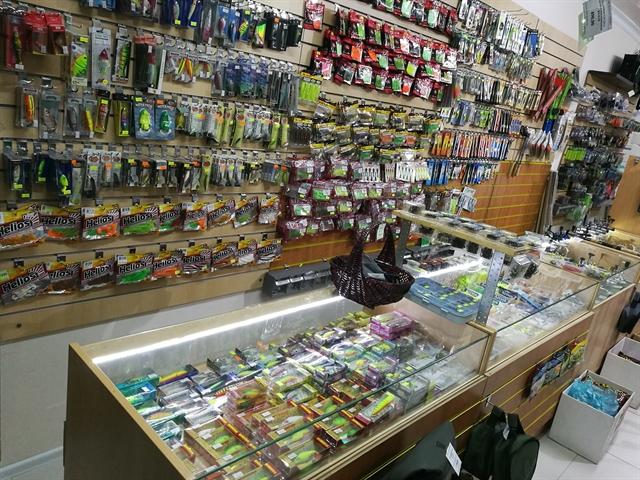 новороссийск рыболовные магазины