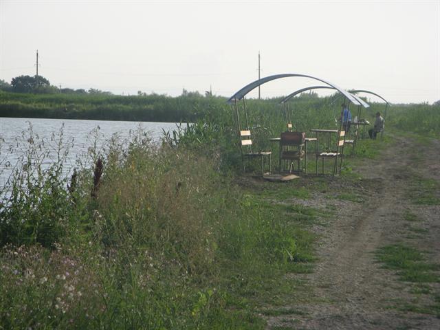 рыбалка в северском районе львовская