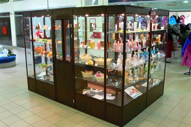 Франшиза магазин натуральной косметики