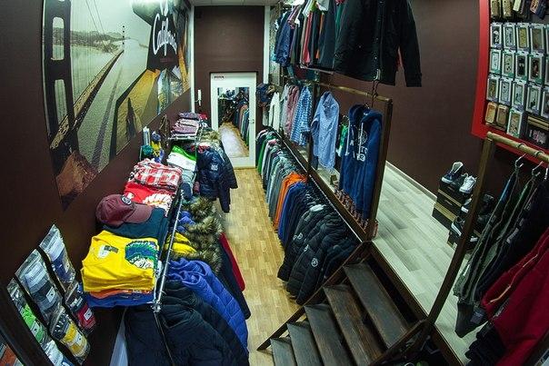 Американские Магазины Одежды