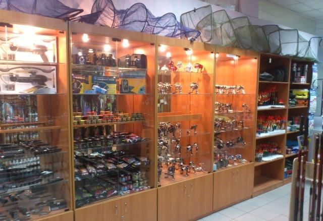 крупный магазин рыболов москва