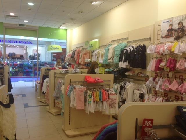 Магазины Детской Одежды В Москве