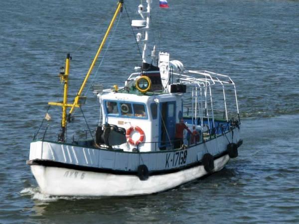 Организации морской рыбалки в