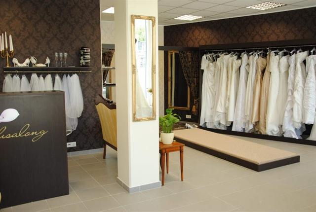 Wedding Saloon :: Интерьеры свадебных салонов - Свадебные платья и
