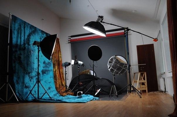 Как сделать фотостудию у себя дома 868